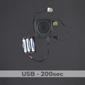 DIY Kit - Push Button Sound Module - 200 Sec