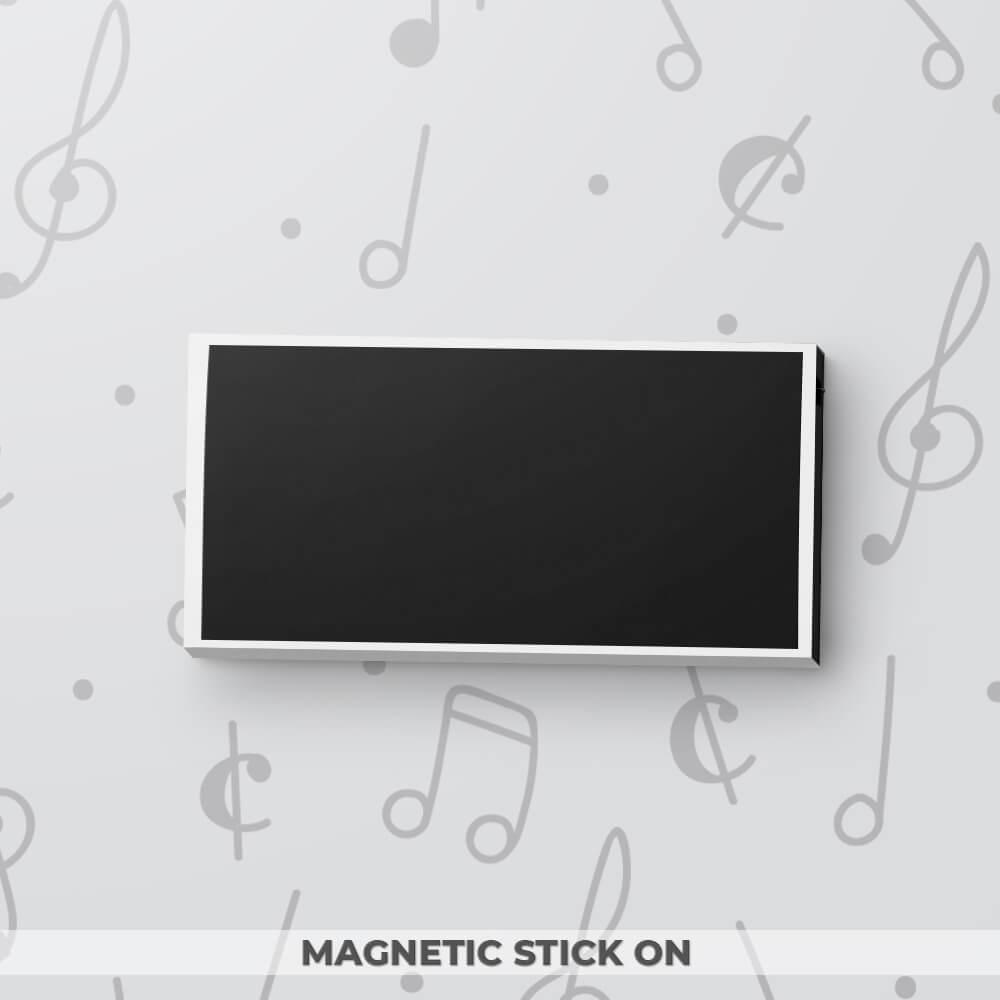 200s MAGNET 3 BUTTON BLACK USB MP3 device voice module music cards sound musical