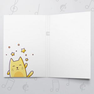 Be Proud – Musical LGBT Card