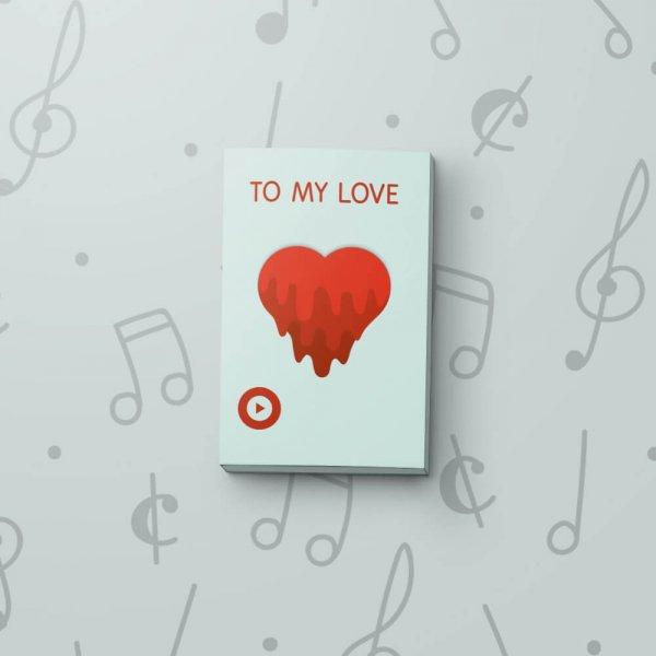 Melting Heart - Musical Magnet