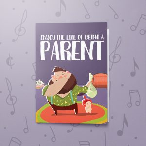 Enjoy Parenting – Musical Baby Card