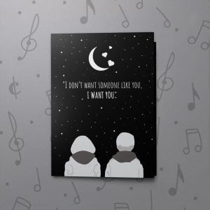 Nightout Love– Musical Valentines Card