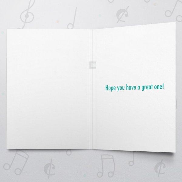 Happy Birthday Dad – Musical Birthday Card