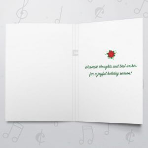 Happy Holiday – Musical Christmas Card