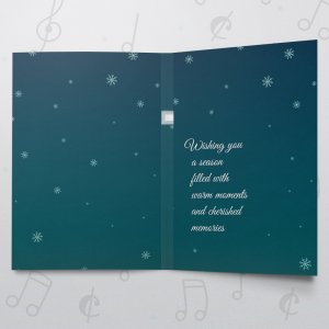 Christmas Night – Musical Christmas Card