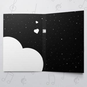 Nightout Love – Musical Love Card