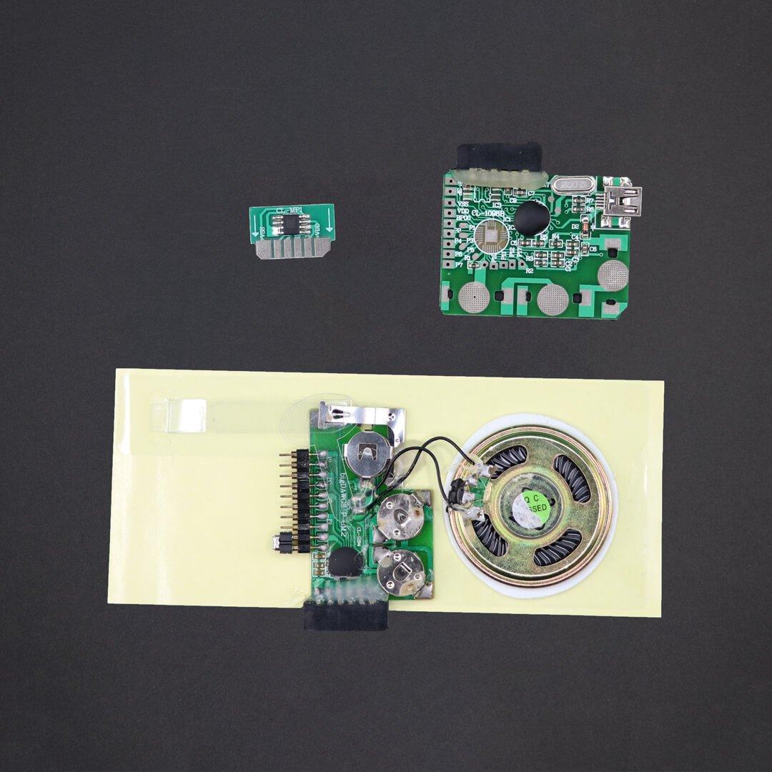 Diy Kit Greeting Card Sound Module 200 Sec Bigdawgs Greetings