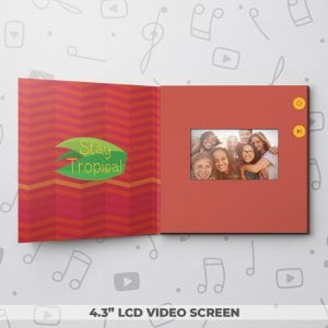 Fineapple – Friendship Video Greeting Card