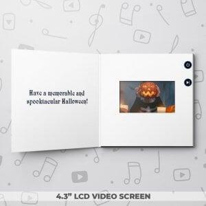 Bat Halloween – Halloween Video Greeting Card