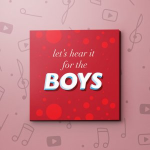 For The Boys – LGBT Wedding Video Greeting Card