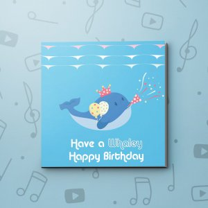 Whaley Happy Birthday – Birthday Video Greeting Card