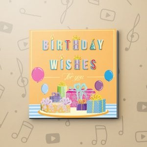 Birthday Wishes – Birthday Video Greeting Card