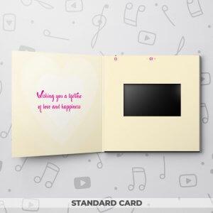 Congrats Brides – LGBT Wedding Video Greeting Card