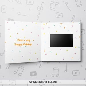 Birthday Presents – Birthday Video Greeting Card