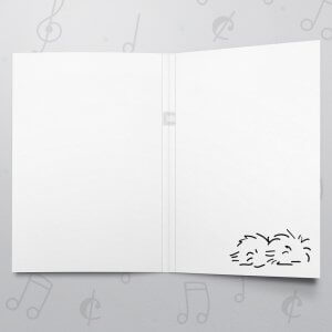 You can do it! – Musical Good Luck Card