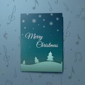 Christmas Night – Gift Card Holder