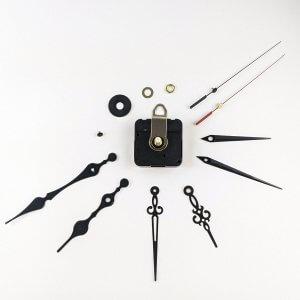 Wall Clock Movement Set - DIY Clock Repair Parts Replacement