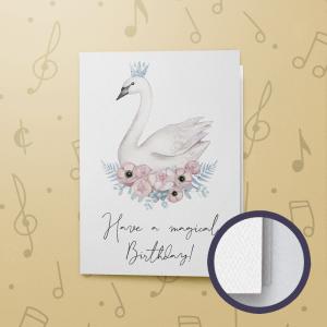 Birthday Magical – Gift Card Holder - Felt