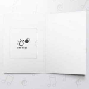 Birthday Purrfect – Gift Card Holder